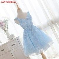 Modest Short Lace Homecoming Dresses Crystal 8th Grade Prom Dresses Junior Graduation Formal Dresses Mezuniyet Elbiseleri