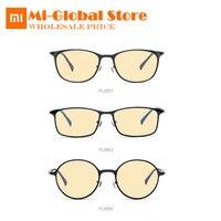 الأصلي xiaomi ts النظارات الواقية 60% لمكافحة الأشعة الزرقاء 100% anti نظارات العين حامي التلفزيون جولة/ساحة/البيضاوي نظارات