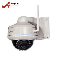 Anran 2.0mp 1920*1080 p hd открытый антивандаль onvif беспроводной wi-fi сети ip-камера купольная ик-камеры видеонаблюдения
