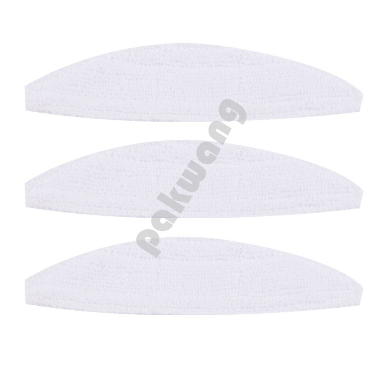 Original XR510 XR210 mop 3 pcs, robot vacuum cleaner parts xr