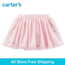 Carter's 1-Piece baby children kids clothing Girl Spring Summer Embroidered Tutu Skirt 258G831/278G835