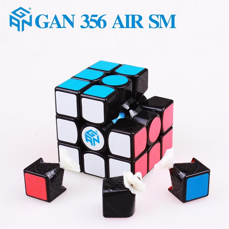 Gan 356 SM magnético cubo mágico Gan 460 m 4x4x4 profesional velocidad cubos rompecabezas gans249 V2M imanes cubo mágico juguetes para los niños