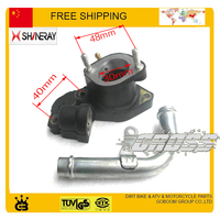 dongben 250cc 300cc atv dirt bike ax1 30mm 38mm Intake pipe Manifold connecting inlet Pipe water pipe X2 X2X shineray motorcycle