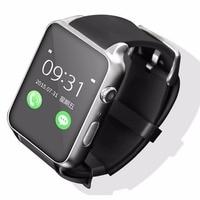 100 Original GT88 Bluetooth Smartwatch Phone Wrist Smart Watch Heart Rate Monitor Support TF SIM Card
