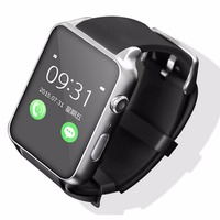 100 Original GT88 Bluetooth Smartwatch Phone Wrist Smart Watch Heart Rate Monitor Support TF SIM Card