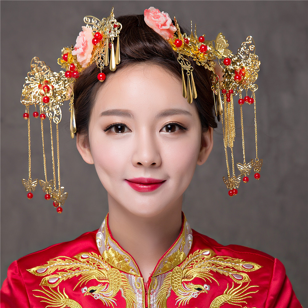 Aliexpress.com : Buy Vintage Chinese Traditional Wedding ...