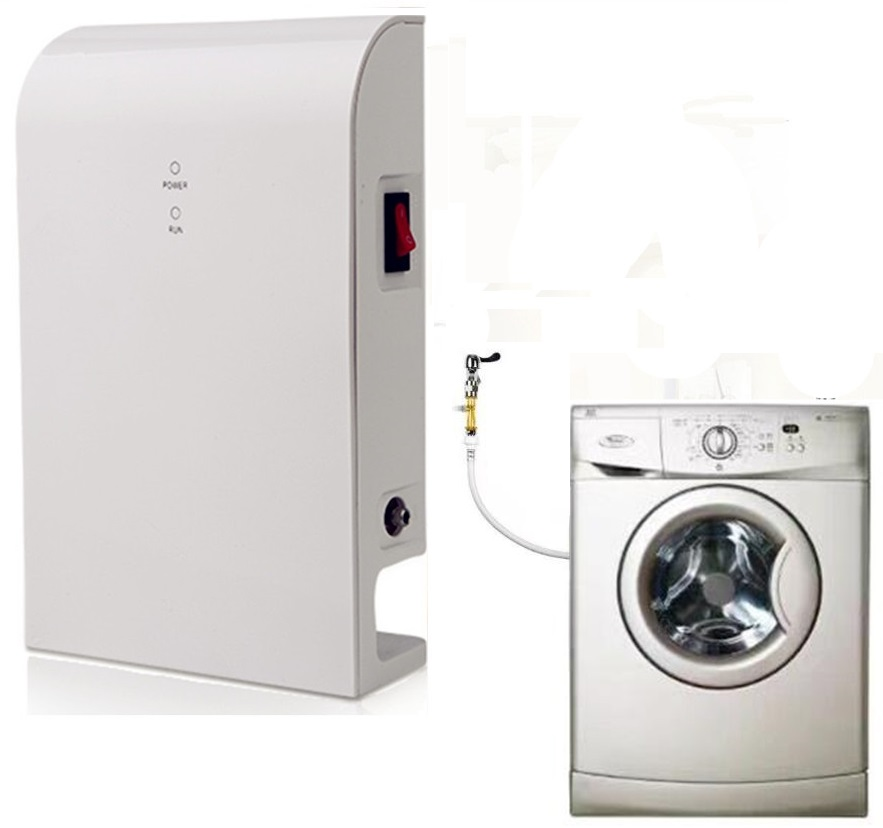 Ozone water purifier Water ozonator Ozone water treatment for washing machine & laundry