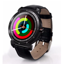цена на K88H Plus BT 4.0 Smart Watch 1.3 Inch IPS Screen Heart Rate Monitor Pedometer Fitness Tracker Men Smartwatch for IOS Andriod