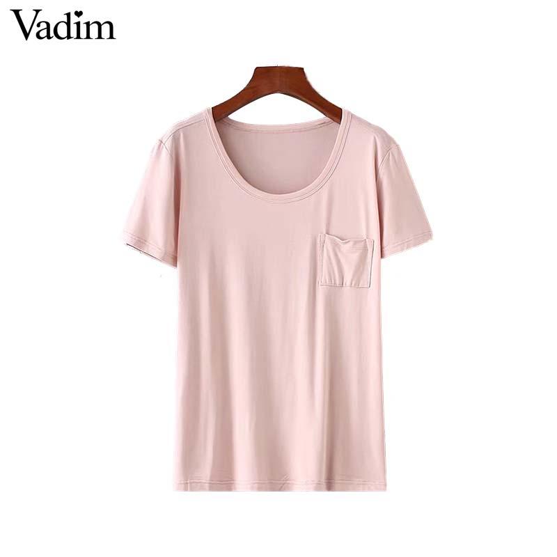 Aliexpress.com: Comprar Vadim mujeres bolsillo básico