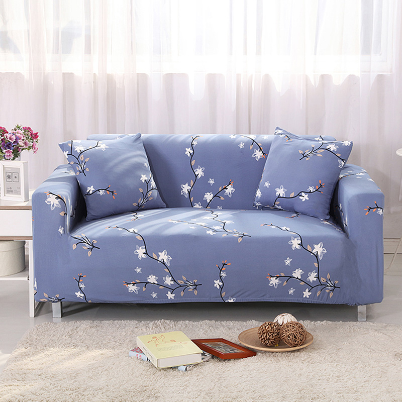 Fashion Design Universal Big Elasticity Sofa Cover Living Room Furniture  All Inclusive Flexible Sofa Cover Easy Installation