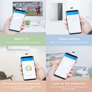 Image 4 - マイクロ Usb タイプ C 携帯電話、リモコンワイヤレス赤外線スマート App 制御機器用エアコン