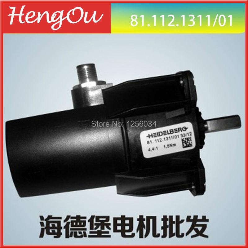 FREE SHIPPING heidelberg machine CD102 motor 81.112.1311/01