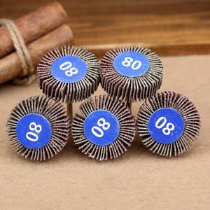 Image 3 - Dremel Accesorios de papel de lija, ruedas de pulido, juego de discos de lijado, rueda de pulido de obturador para herramientas de potencia rotativa, 5 uds.