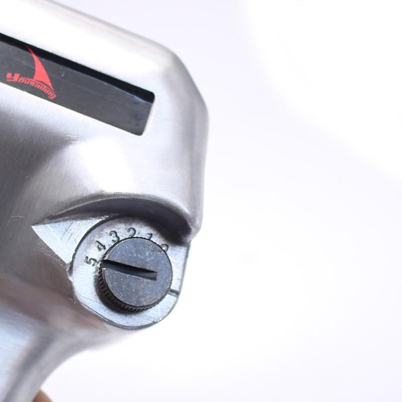Kiváló minőségű nagy teherbírású, 1/2 hüvelykes pneumatikus - Elektromos kéziszerszámok - Fénykép 6
