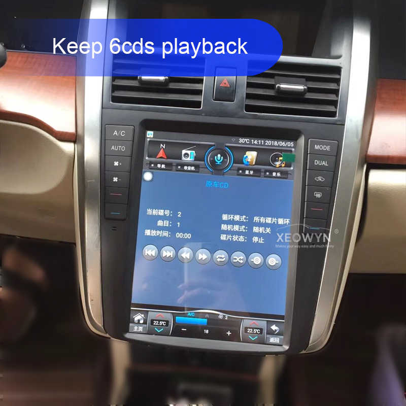 "Vertical pantalla 1024*600 Android Quad core 9,7 ""radio de coche GPS para Nissan teana Nissan J31 2003-2007 230JK 230jm para Samsung S7"