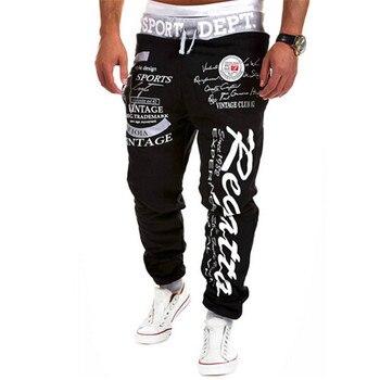 5cbb38dd057 2016 Harem Pantalones Casual Skinny Sweatpants Pantalones de la entrepierna  de gota, pantalones hombres Pantalón
