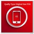 5 pçs/lote Original novo nevoeiro A tela de qualidade para 6 S Display LCD preto / branco