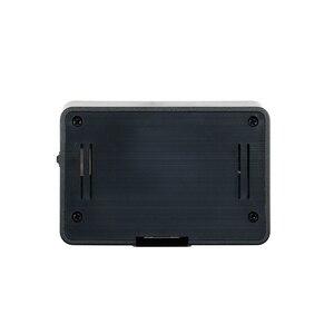 Image 4 - A100s com lente capa pára brisa projetor obd2 ii euobd carro hud head up display sistema de aviso excesso de velocidade tensão alarme