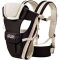 Hot 2-30 Meses Respirável Multifuncional Frente Virada Baby Carrier Infantil Confortável Sling Backpack Bolsa Envoltório Do Bebê Canguru