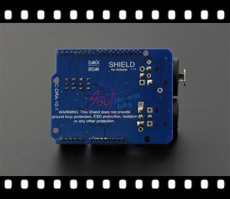 DMX Shield //Expansion board module Compatible with Arduino für 1.0 DMX-Master