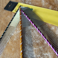 19cm16cm-pet-dog-comb-bright-multi-colored-stripe-grooming-comb-for-shaggy-cat-dogs-barber-grooming-tool