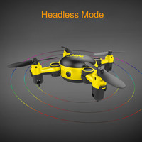 HIINST New Mini 2.4GHz 4CH 6 Axis Gyro Drone RC Quadcopter 3D UFO RC KY901 Without Camera 3D Flip 4CH Mini Drone BNF Helicopter