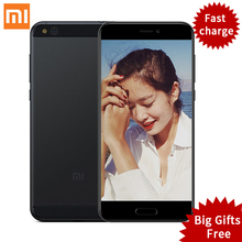 "Nouvelle Arrivée D'origine Xiaomi Mi5c Mi 5C Mobile Téléphones Pomme De Pin S1 Octa Core 9 V 2A 3 GB RAM 64 GB ROM 5.15 ""MIUI 8 D'empreintes Digitales ID"