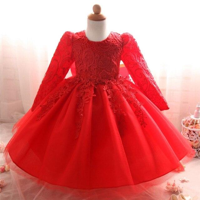 Baby kittel designs winter baby mädchen dress für taufe hochzeit ...