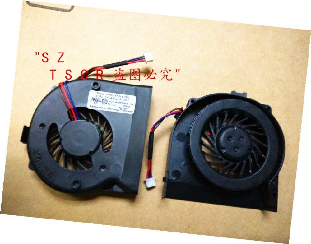 34.47Q22.001 Brand new! IBM Thinkpad  X200 X201 X201I  CPU COOLER FAN 45N4782