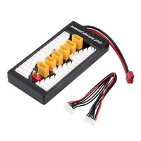 2pcs EBOYU TM XT60 Lipo Battery Charger Parallel Balanced Charging Plate Charging Board For Imax B6