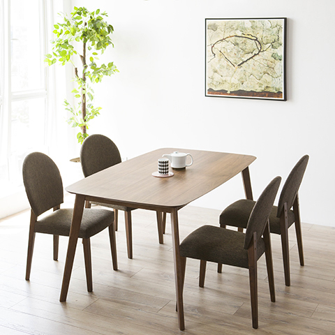 Nordic Ikea Dining Table Small Apartment Minimalist Modern Japanese
