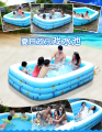New Popular Thickening Giant Inflatable Swimming Pool For Adults Children Baby Family Summer Water Entertainment Bathing Bathtub