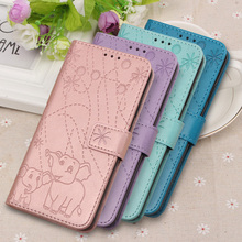 Luxury PU Leather cases For Nokia 6.1 Case Flip mobile phone cover Case sFor Nokia 6 2018  Case wallet Card slot Coque bag stylish plain flip open pu leather case w holder card slot for nokia lumia 520 pink