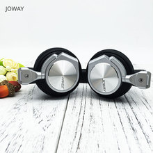 Buy Joway Headphones With Microphone Buttons Head Phone Hifi Original Bass Technology Best Pc Gamer New Pc Tecnologia Electronic