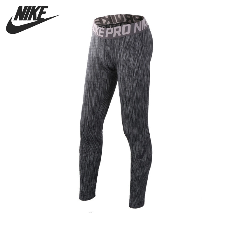 где купить Original New Arrival 2017 NIKE M NP WM TGHT SPACE DYE Men's Tight Pants Sportswear по лучшей цене