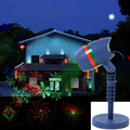 Рождественское лазерное сказочное освещение для душа  освещение для рождества  Хэллоуина  праздника  сада  двора  штепсельная вилка европей...