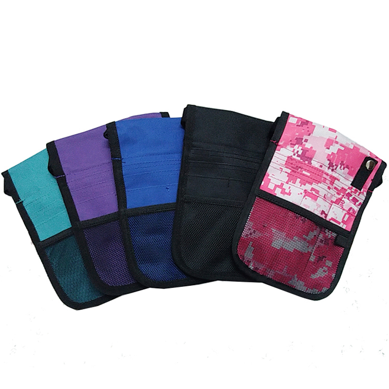 New Nurse Pocket Pouch Nurse Waist Bag Women Shoulder Portable Waist Pack Purse Bag Wholesale Nurse Tool Bags Bolsa Feminina