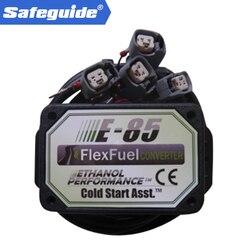 Cold Start Asst, flex fuel, kit ethanol e85,  E85 conversion kit 4cyl with Cold Start Asst superethanol DHL free price