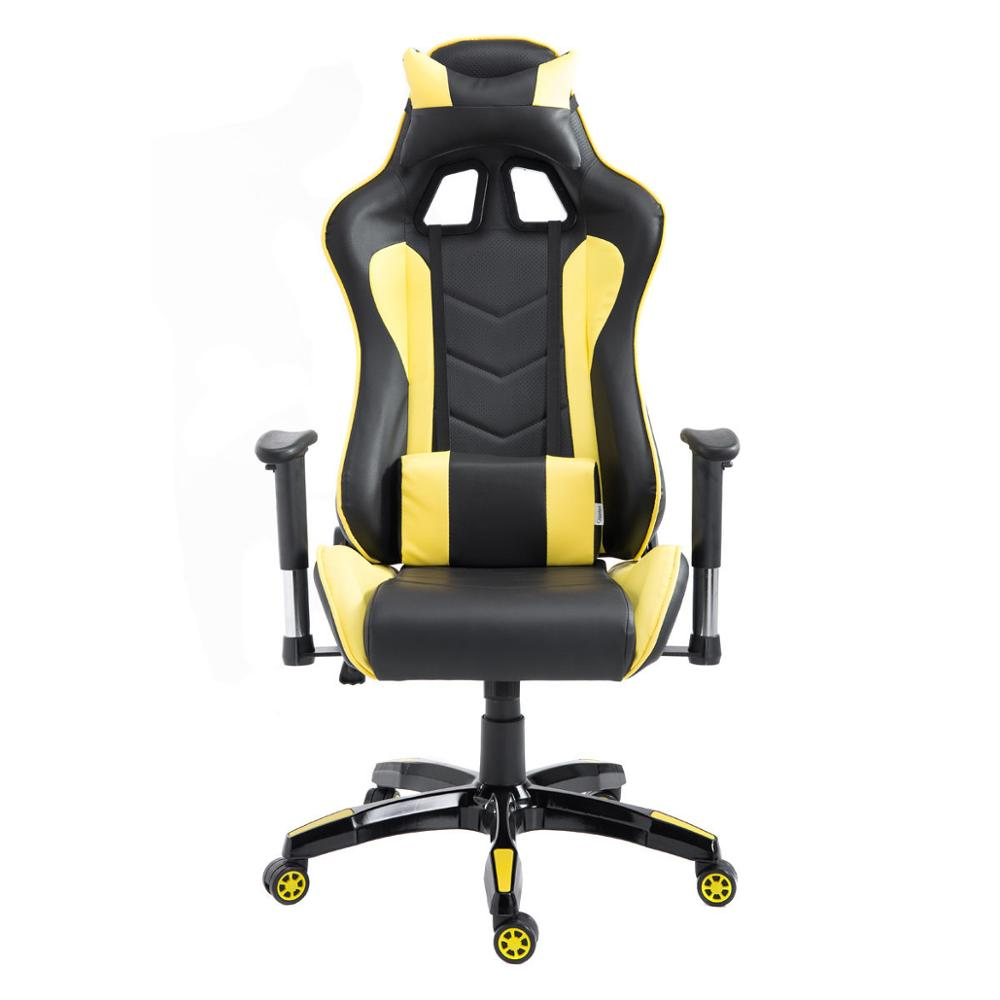 Super Us 117 99 Goplus High Back Executive Racing Reclining Gaming Chair Swivel Pu Leather Office Computer Chair Ergonomic Game Chairs Hw53863 In Office Ncnpc Chair Design For Home Ncnpcorg