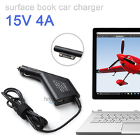 15V 4A 60W For Microsoft Surface Pro 4 Surface Book Car Adapter Charger Power Supply High