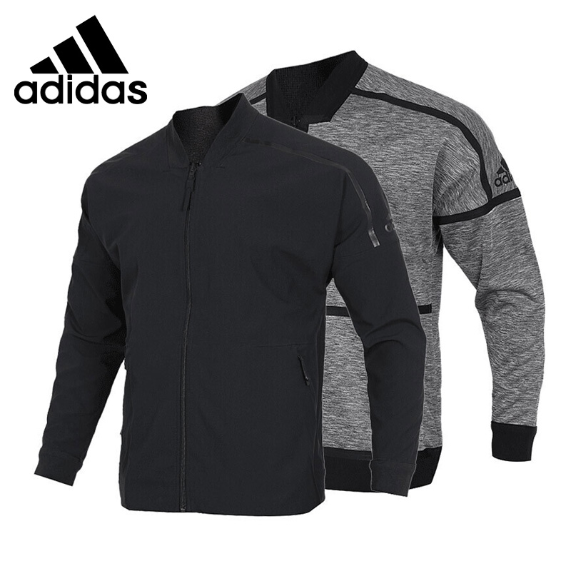 Original New Arrival 2018 Adidas M ZNE Rever Jkt Men's reversible jacket Sportswear original new arrival 2017 adidas originals sst jacket cotton padded men s reversible jacket sportswear