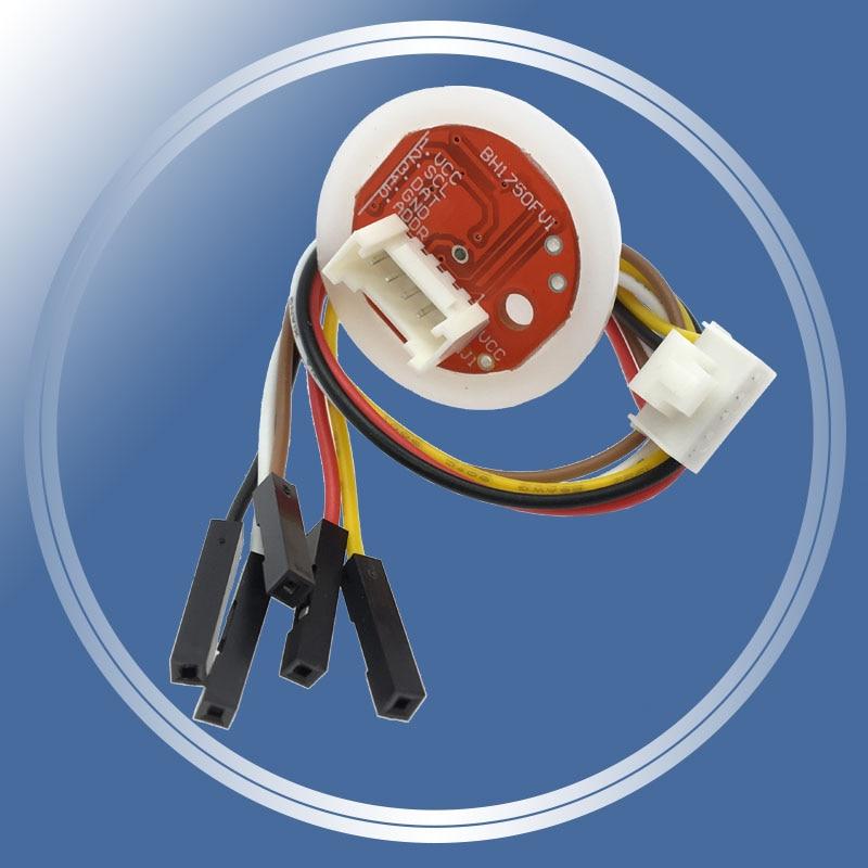 BH1750 BH1750FVI чип светильник Интенсивность Модуль светильник шар DC 3,3 V-5V Для Arduino DIY KIT