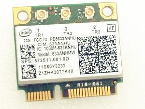 Novo para intel final-n 6300 633 622anhmw cartão 6300agn wireless para hp 8440 p 8540 w 8740 8640 2540 p 8570 w g4 dv4 g6 572511-001