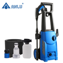 ANLU  High Pressure Car washer 220V 1800W 140bar High Flow 5.5LPM Self Suction Household Home Use Cleaning Machine