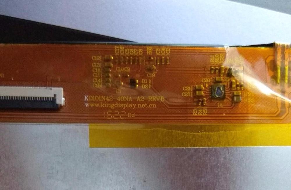 New 10.1 inches 1280x800 number for KD101N42-40NA-A2 LCD internal display screen Free shipping brand new dmd chip 1280 6038b 1280 6039b 1280 6138b 6139b 6338b