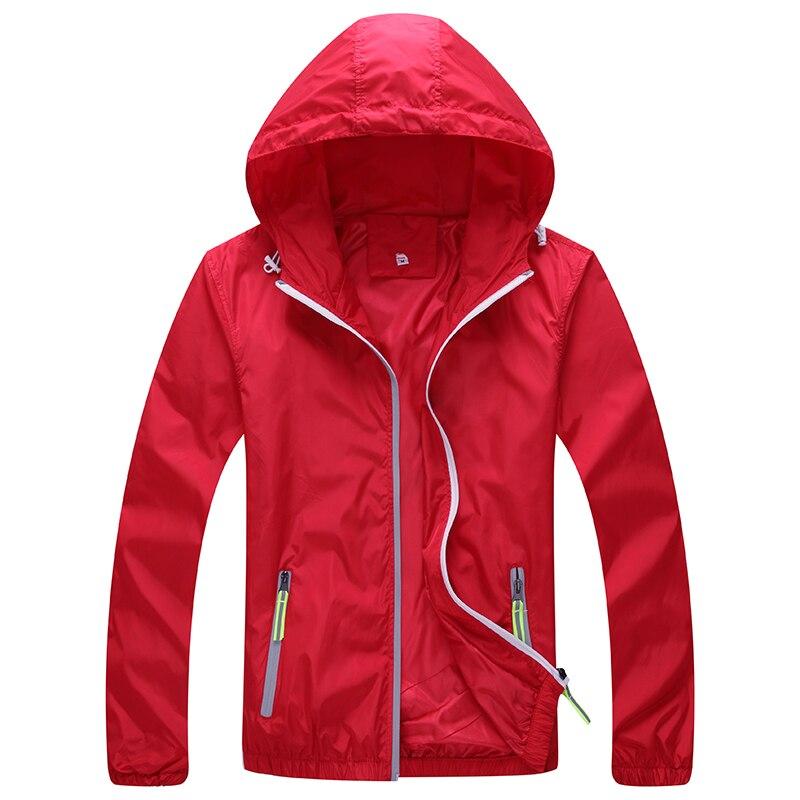 b 2019 Plus Size XS-7XL Spring Autumn Bomber Windbreaker Jacket Men Casual Slim Hooded Coat Thin Zipper Outwear