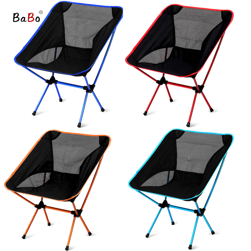 P10 Fishing Chair Portable Folding Camping Stool Chair
