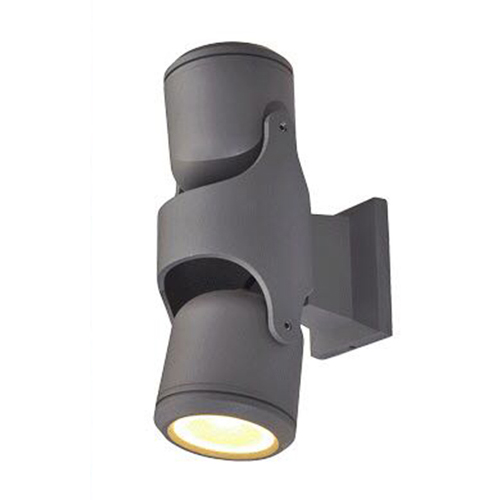 6w Outdoor Wall Sconces Light Angle Adjustable Up Down
