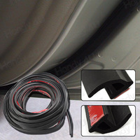 Free Shipping 40 3 4Ft Vehicle Car Door Rubber Edge Trim Molding Universal Seal Strip Self