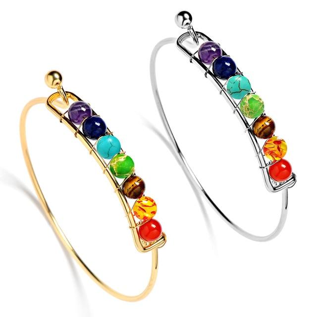 7 Chakra Balance Bracelet 1